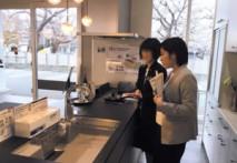 商品研修 in パナソニック リビング ショウルーム 津