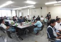 協力業者会議