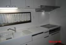 三重県津市 H様邸 リフォムス キッチンに取替工事完了しました
