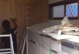 三重県津市 H様邸リフォムスキッチンに取替工事