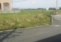 嬉野町島田町で土地物件出ました!