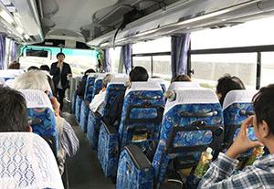 LIXIL リフォームフェア2018 バスツアー