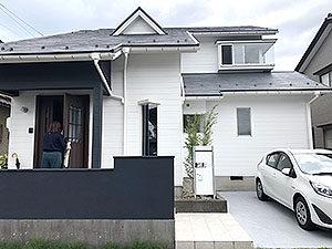 福井県坂井市 春江リノベーションハウス 外観