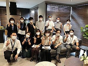 福井県坂井市 春江リノベーションハウス 集合写真