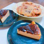 バスク風チーズケーキ クッキー 手作り